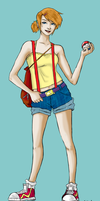 Misty by morlockhater