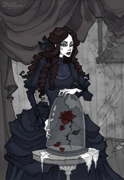 Belle by IrenHorrors
