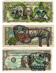 Money Monsters by justinaerni