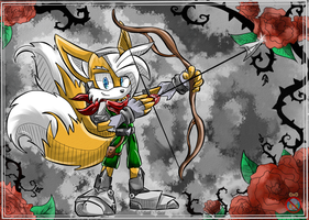 CM: TAILS Mcloud Wallpaper by shadowhatesomochao