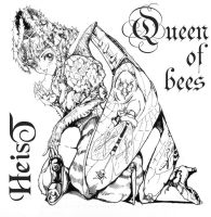 Queens of Bees by HeisT-HeX