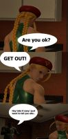 Cammy's anger 2 by lkhrizl