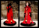 Queen Amidala full back and front by Cosmic-Empress