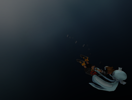 MMD: Into the Depths by rubexbox
