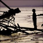 Low Tide Climbing Frame by Pete-B