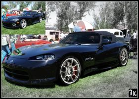 Modified Dodge Viper RT10 by krazykohla