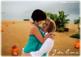 Alice and Jasper Isle Esme by DirtySituation