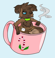 A hot cup of Mocha by CoaCoaIcing