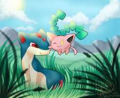 Pokeddexy Days 7 and 8: Fire- and Flying- Types by Eevie-chu