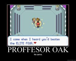 Professor Oak by Scarecrow113
