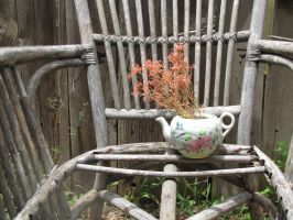 Teapot Stock by Skysofdreams-Stock
