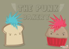 the punk bakery by natalia-factory