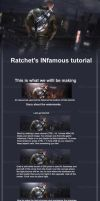 INfamous signature tutorial by Ratchetnclank