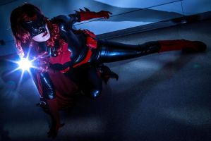 Batwoman - Crouching Shadows by y-o-s-s-i