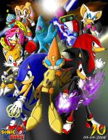 Sonic Battle by The-Blue-Wind