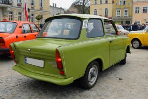 Trabant 601 1988 2 by Abrimaal