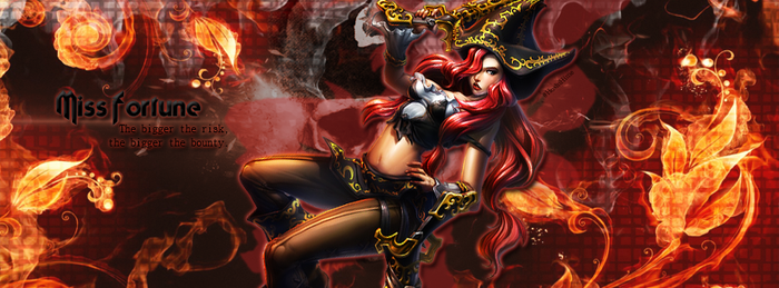 [FBCover] Miss Fortune by HoshiOujoSama