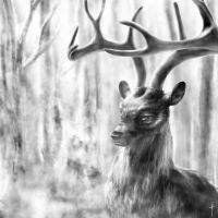 Great Prince of the Forest by friendshipocalypse