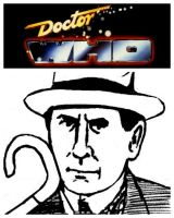 Dr. Who - Sylvester McCoy by StevenEly