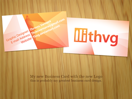 Thvg 2009 Business Card Design by Thvg