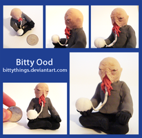 Ood - GIFT by Bittythings