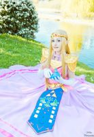Princess Zelda Ocarina Of Time by memoire-hana