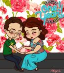 1st Wedding Anniversary by NevynS