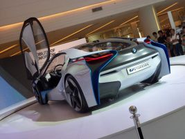 BMW Vision EfficientDynamics 2 by pete7868
