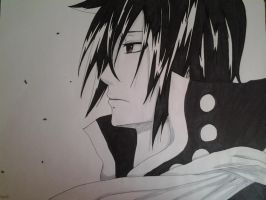 Zeref by xNamida
