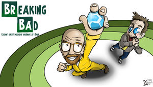 Breaking Bad - The Animated series by Gradontron