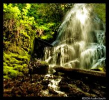 Fairy falls - revised by austinboothphoto