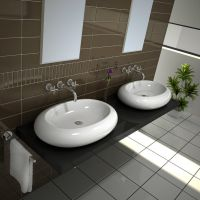 Bathroom Render 01 by cenkkara