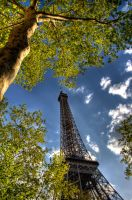 Eiffel tower by Tasha0228x