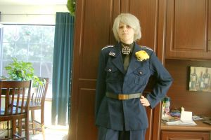 Prussia -full cosplay- by darkkiller101