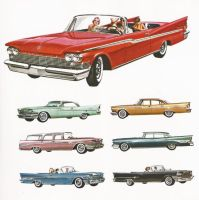 age of chrome and fins: 1959 Chrysler by Peterhoff3