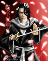 Byakuya Bankai - Bleach by Hidden-Treasury