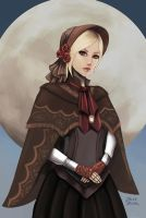 Bloodborne - The Doll by jaleh