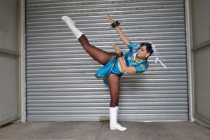 high kick by S-Lancaster
