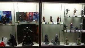 NYCC 2014 - Various Toy Models by DestinyDecade
