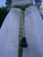 Frst medieval dress - belt by Vinterperle