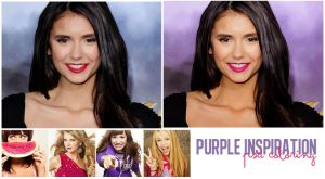 Psd - Purple Inspiration by awesomeedits