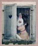 Bunny house by Katie-Watersell