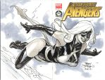Ms. Marvel Cover Full View by TerryDodson