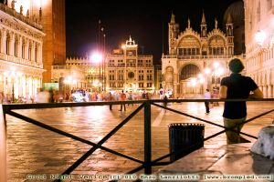 Good Night Venice _29_ by Brompled