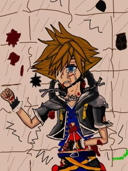sora....not leave us 'colored' by ReveVen