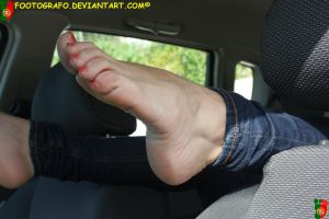 In My Car 2 by Footografo