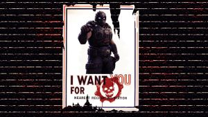 Gears of war 3 wants YOU by Bartistictouch