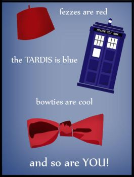 Doctor Who Valentine by taylor-of-the-phunk