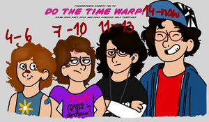 time warp meme!! by GreenDayFanGirl