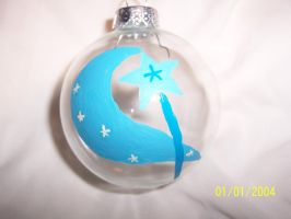 Trixie Cutie Mark Ornament by AppieJackie
